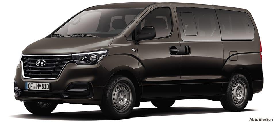 Hyundai H-1 Travel - Ein Hinbringer als Hingucker