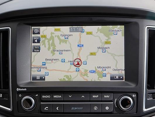 Radio-Navigationssystem
