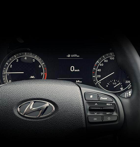 Hyundai i10 Instrument panel