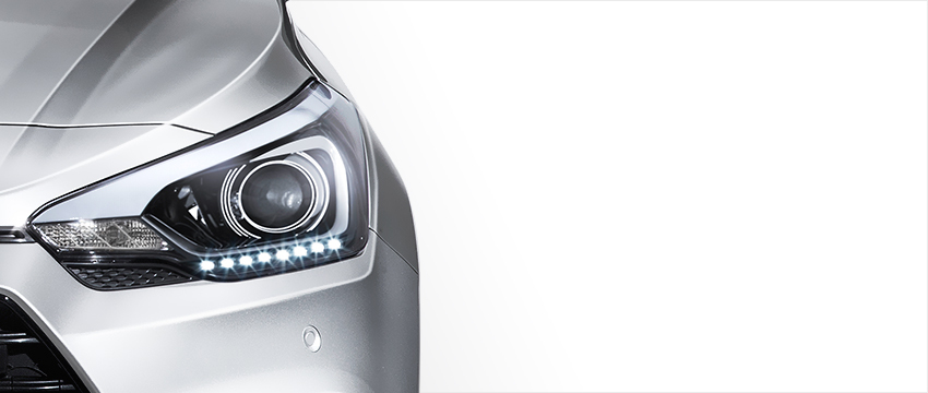High performance projector headlamps