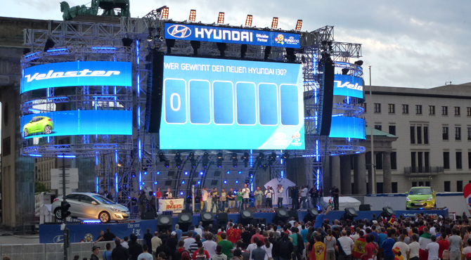 Hyundai Fan Park Berlin