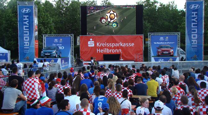 Hyundai Fan Park Heilbronn