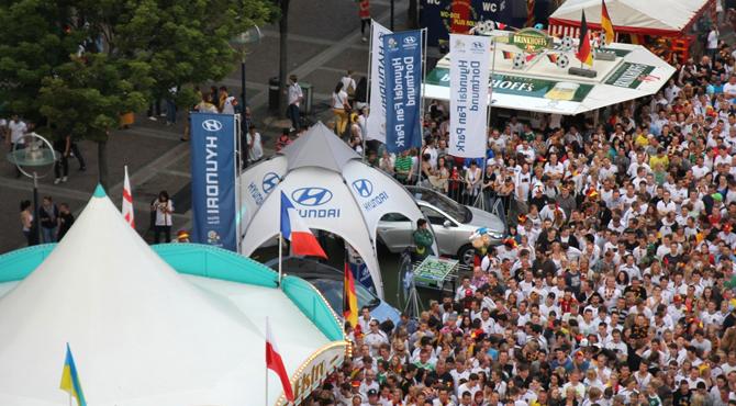 Hyundai Fan Park Dortmund