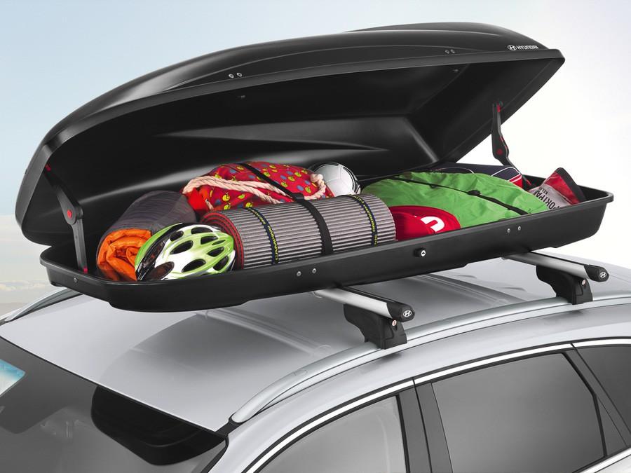 22 Grand Santa Fe (2016) Автобокс