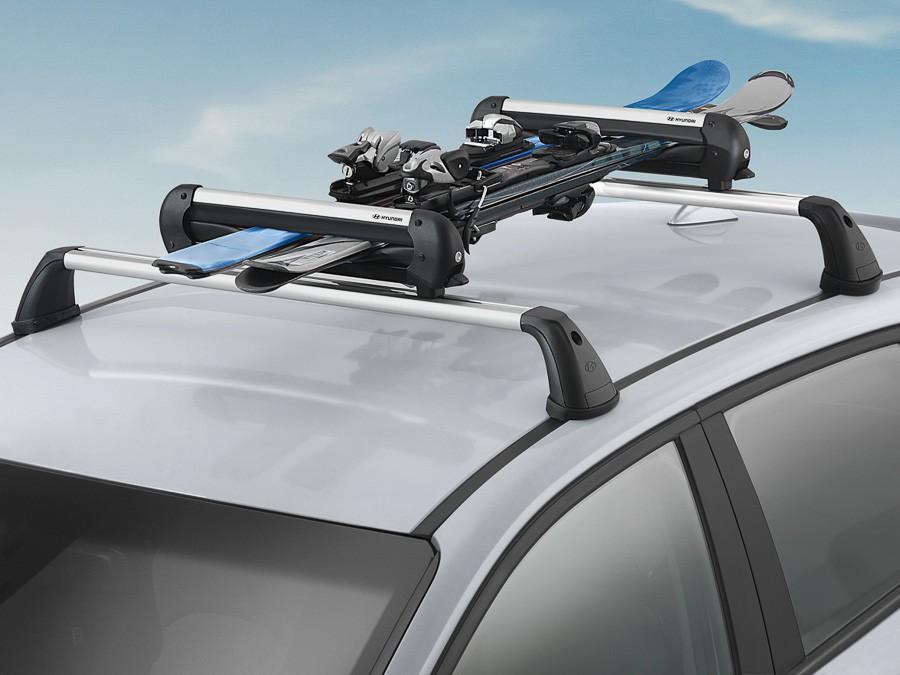 30 Grand Santa Fe (2016) Ски багажник 400