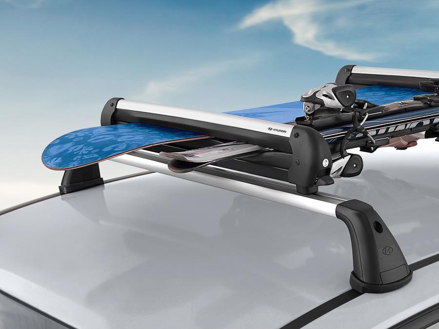 31 Grand Santa Fe (2016) Ски багажник 600