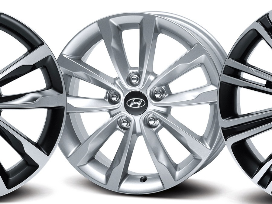 "1 i40 Sedan (2011)16"" алуминиева джанта, комплект"