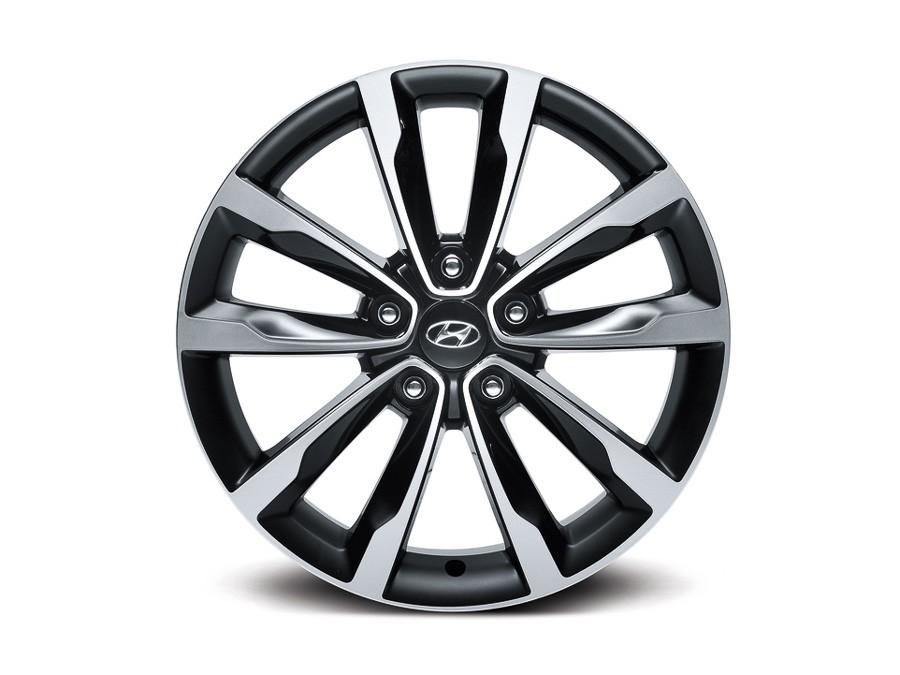 "11 i40 Sedan (2011)17"" джанта алуминиева, комплект"